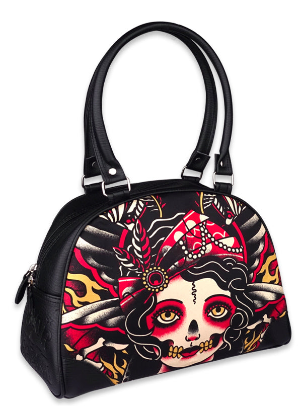 Gypsy Moth Bowling Bag by Liquorbrand