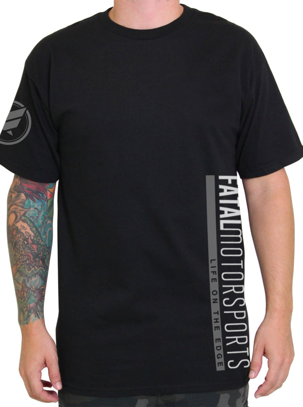 Men's Moto Tee by Fatal Clothing