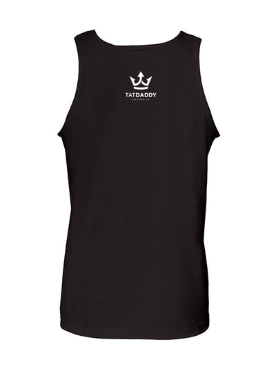 Men's Mourning Glory Tank by Tat Daddy