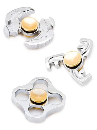 Two Tone Fidget Spinners (More Options)