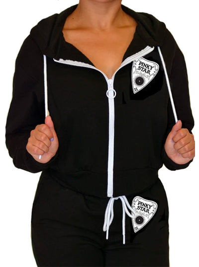 Women's Mystic Good Bye Sweatsuit by Pinky Star