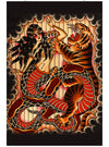 Naga Tiger Print by Brother Bredeweg for Black Market Art