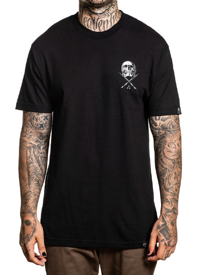 Men's Namsing Badge Tee by Sullen