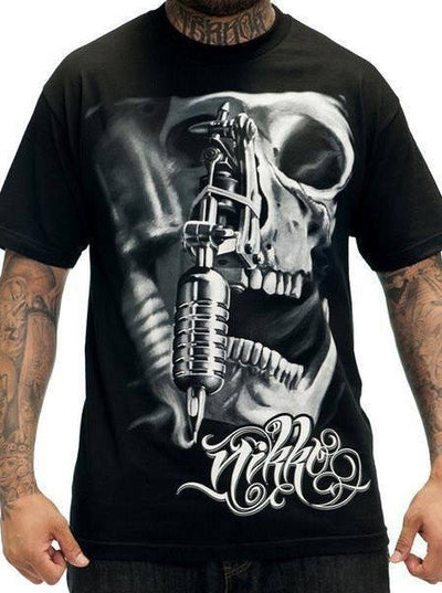"Men's ""Nikko"" Tee by Sullen (Black)"