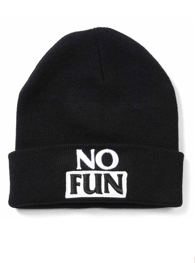 No Fun Beanie by Killstar