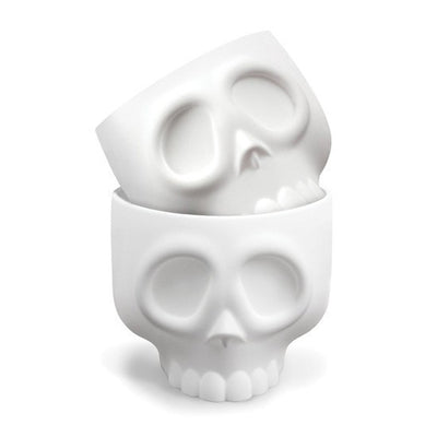 """Nomskulls"" Cupcake Molds Pack by Fred & Friends - InkedShop - 2"
