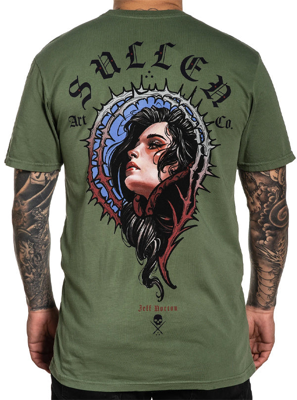 Men's Norton Thorns Tee by Sullen