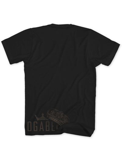 "Men's ""Fierce"" Tee by OG Abel (Black) - www.inkedshop.com"