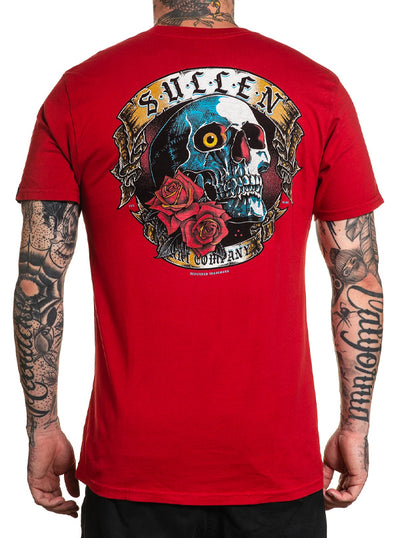 Men's One Eye Open Tee by Sullen