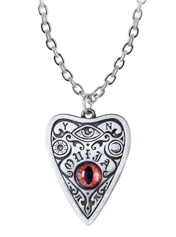 Petite Ouija Pendant by Alchemy of England (Pewter)