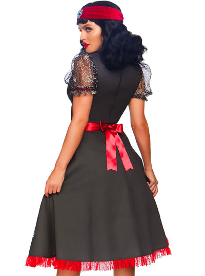 Women's Spooky Board Costume by Leg Avenue