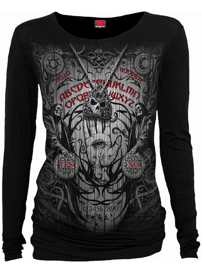 Women's Spirit Board Long Sleeve Top by Spiral USA
