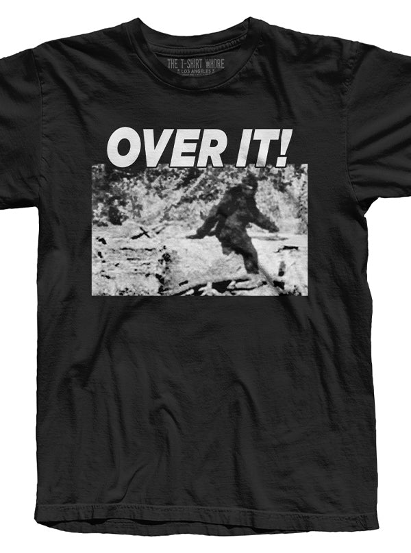 Men's Over It Tee by The T-Shirt Whore