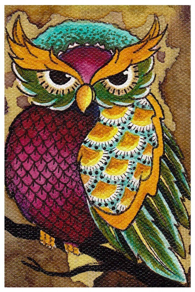 Owl by Brittany Morgan - InkedShop - 1