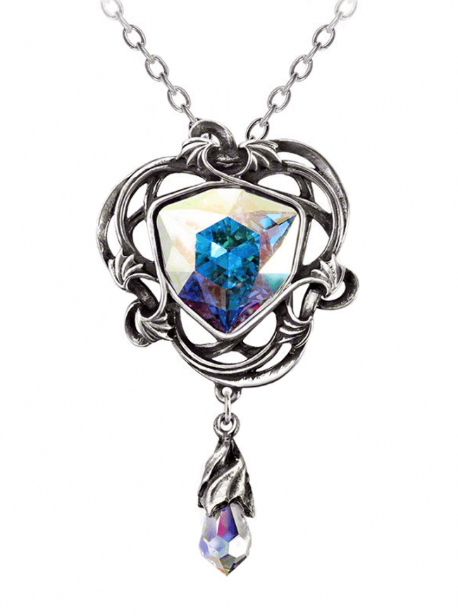 """Empyrian Eye: Tears From Heaven"" Pendant by Alchemy of England - www.inkedshop.com"