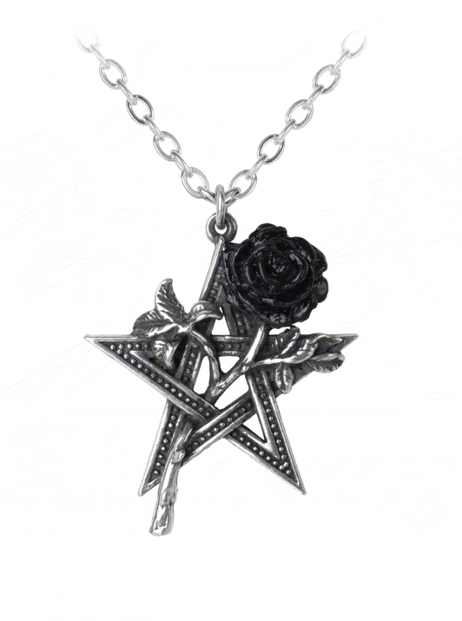 """Ruah Vered"" Pendant by Alchemy of England - www.inkedshop.com"
