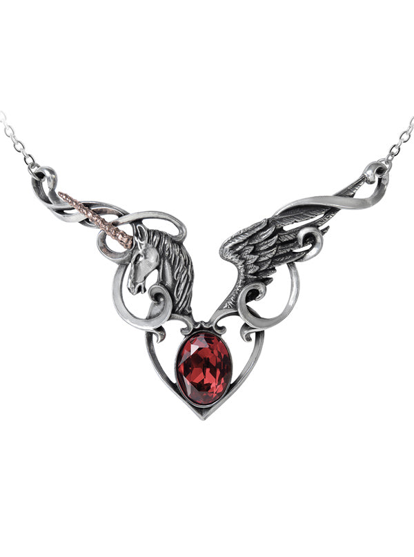 The Maiden's Conquest Necklace by Alchemy of England