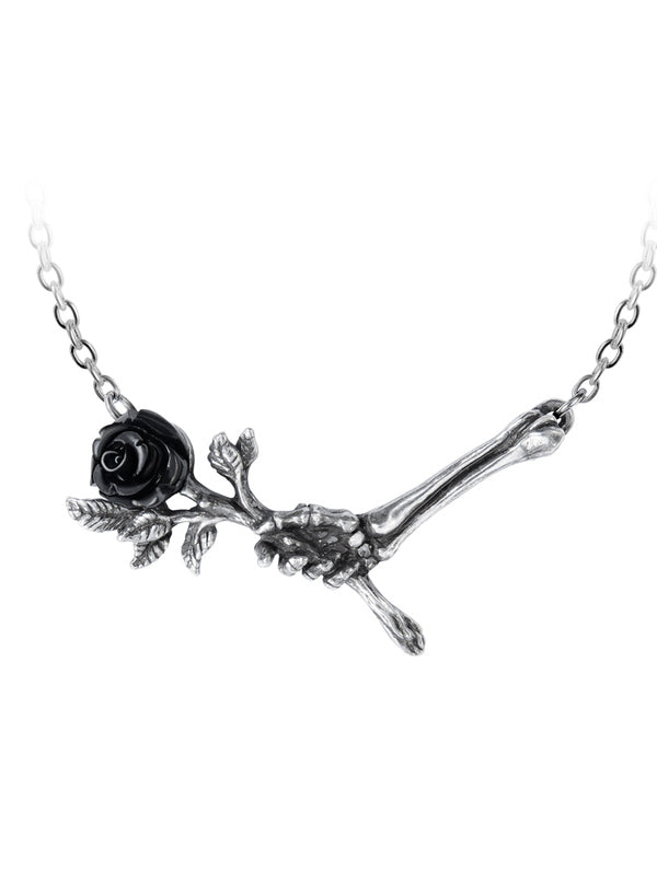 """Love Never Dies"" Necklace by Alchemy of England"