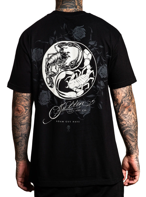 Men's Painful Balance Tee by Sullen