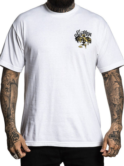 "Men's ""Pain And Gain"" Tee by Sullen (More Options)"