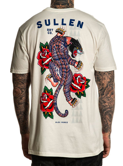 Men's Poly Panther Tee by Sullen