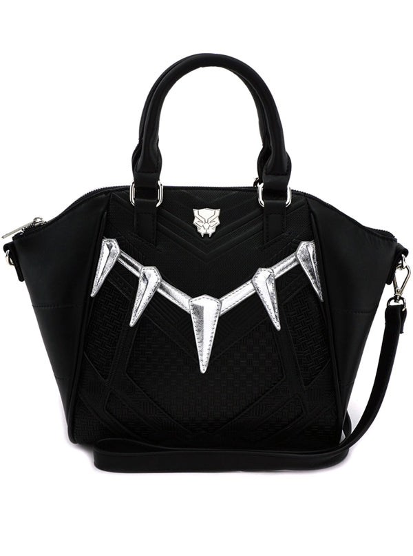 Marvel: Black Panther Crossbody Bag by Loungefly