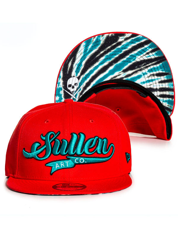 Paradiso Snapback Hat by Sullen
