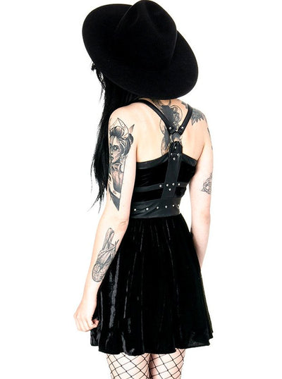 Women's Moon Child Harness Dress by Restyle