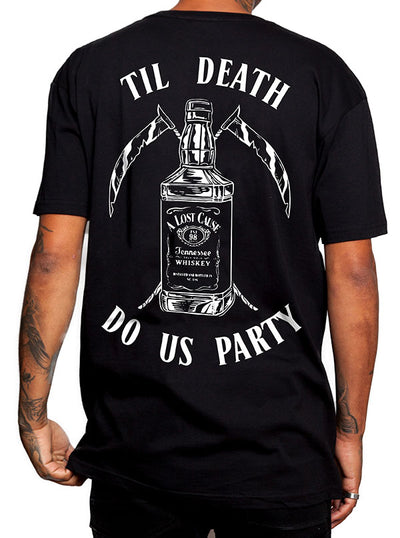 Men's Party Tee by A Lost Cause