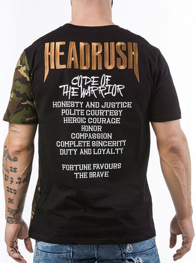 Men's Last Patrol Tee by Headrush Brand