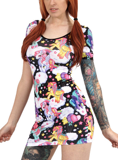 Women's Pegasus Dress by Liquorbrand