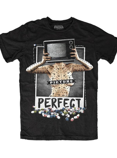 Men's Picture Perfect Tee by Skygraphx