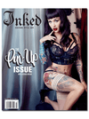 Inked Magazine: Pin-up Issue - March 2015 featuring Jessica Wilde - www.inkedshop.com