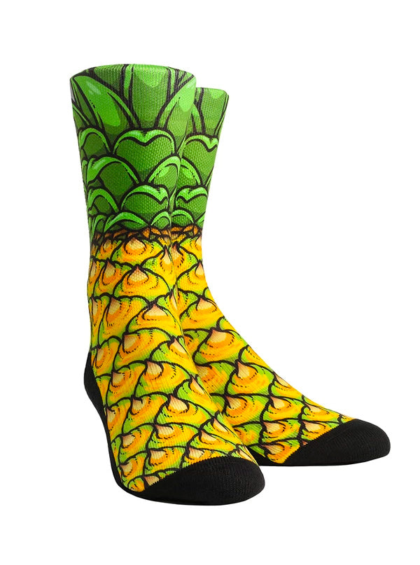 Unisex Pineapple Socks