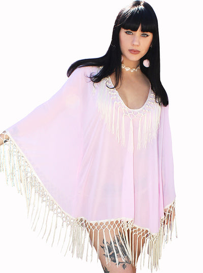 Women's Gypsy Spells Caftan Coverup by Demi Loon