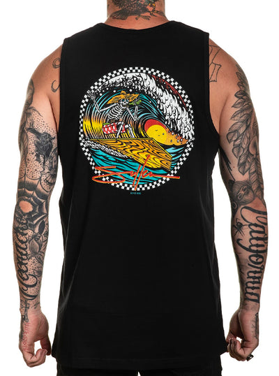 Men's Pitted Tank by Sullen