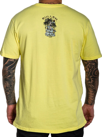 Men's Pleasure Island Tee by Sullen