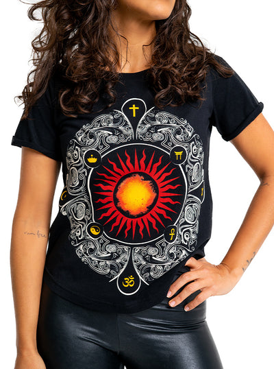 Women's Pluralism Tee by Lawless Apparel