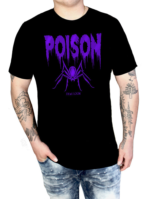 Men's Poison Tee by Demi Loon