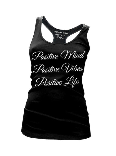 Women's Positive Mind Tank by Ascension Apparel