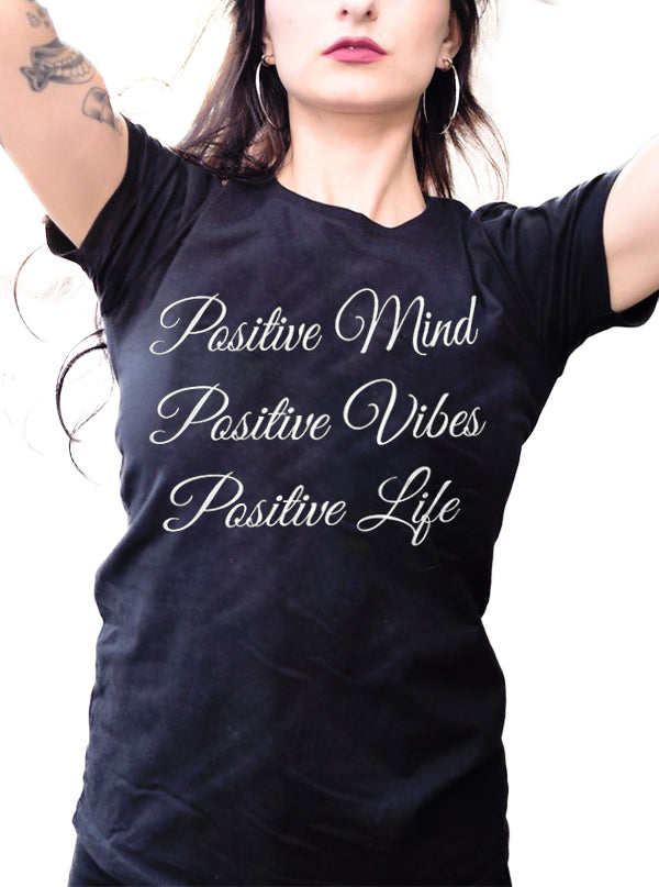 Women's Positive Mind Tee by Ascension Apparel