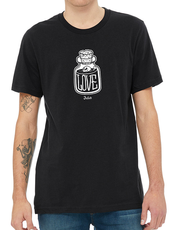 Men's Love Potion Tee by Inked