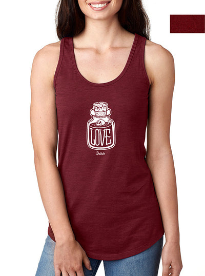 "Women's ""Love Potion"" Tank by Inked (More Options)"