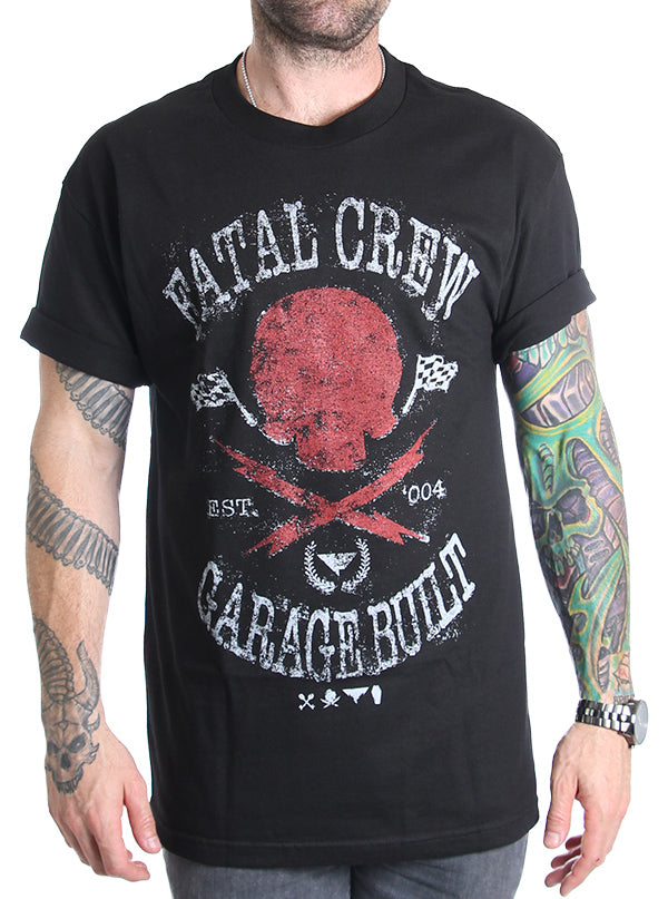 Men's Powered Tee by Fatal Clothing