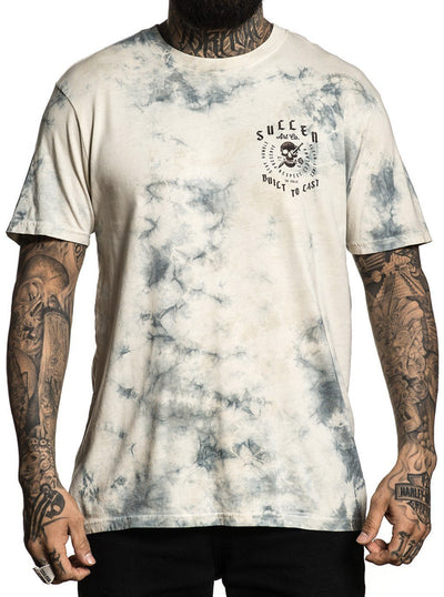 "Men's ""Preserve"" Tee by Sullen (Oreo Wash)"