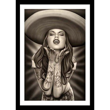 Ranchera by Spider - InkedShop - 2