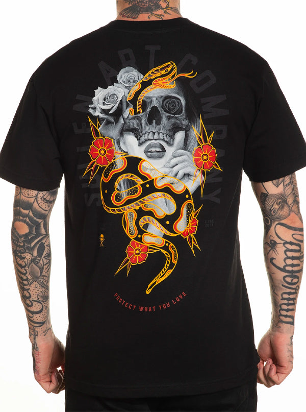 Men's Protection Tee by Sullen