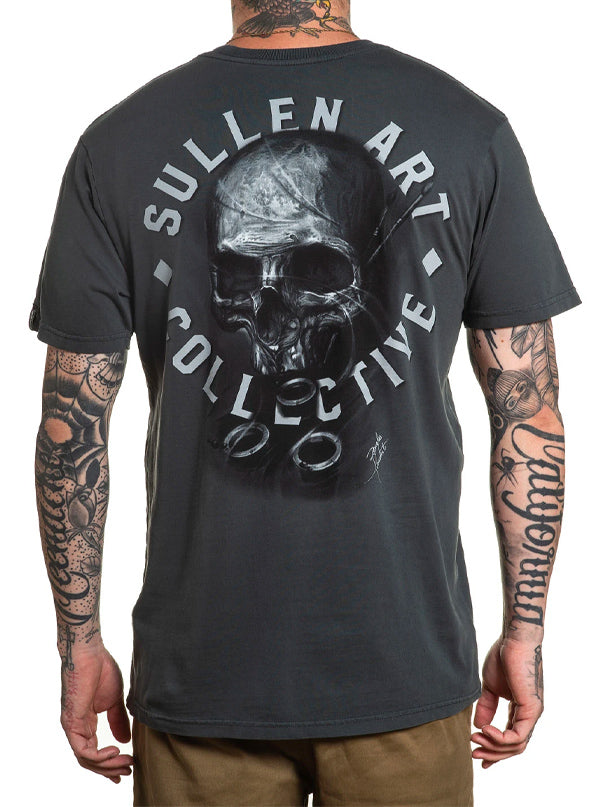 Men's Prudente Badge Tee by Sullen