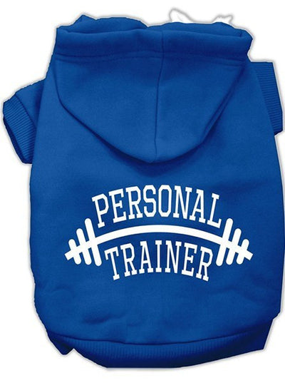 """Personal Trainer"" Dog Hoodie by Mirage Pet Products (Multiple Options) - www.inkedshop.com"