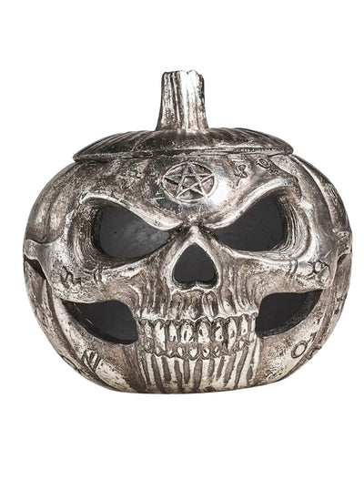 Pumpkin Skull Pot by Alchemy of England